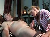 nipotina puttana spompina il nonno