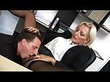 anale in ufficio col capo troia