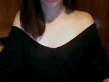 bella figa albanese spogliarello in webcam