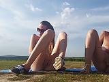 video squirting in camporella
