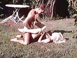 moana pozzi con roberto malone e rocco siffredi in porno anni 80